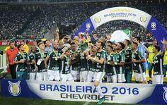 Festa Palmeiras cavalinho Fantástico (Foto: Marcos Ribolli)