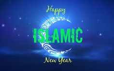 """""""May you have a blessed Hijri New Year!"""