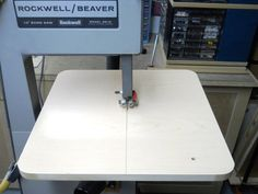 3 Band Saw Table & Fence