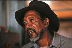 Morgan Freeman in Unforgiven as Ned Logan Western Film, Academy Award Winners, Morgan Freeman, Cowboys And Indians, Clint Eastwood, Eastwood Movies, Tough Guy, Classic Movies, Actors & Actresses