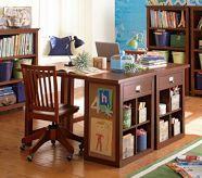 Schoolhouse Craft Desk