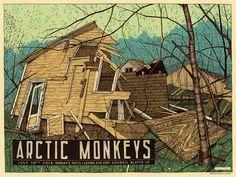 Arctic-Monkeys-Landland-Council-Bluffs-Poster