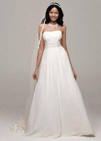 Wedding Dresses and Bridal Gowns $400 - $799.99 at David's Bridal