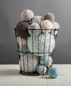 There's no such thing as too much yarn. Crochet Crafts, Crochet Projects, Yarn Organization, Blue Sky Fibers, Yarn Storage, Sustainable Textiles, Yarn Inspiration, Crochet Bookmarks, Yarn Shop