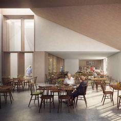 Forbes Massie / 3D Visualisation Studio / London - Work - Gibson Thornley / Sessay CricketClub