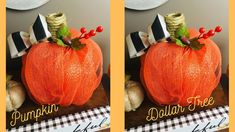 In this video, I show you how to make this fun deco mesh pumpkin. Materials needed 4 rolls of 6 inch deco mesh from Dollar . Pumpkin Crafts, Fall Crafts, Diy Crafts, Deco Mesh Pumpkin, Plastic Containers With Lids, Deco Mesh Crafts, Diy Pins, Dollar Tree Crafts, Craft Work
