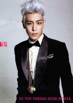Big Bang's T.O.P, aka Choi Seung-Hyun (최승현). <333