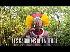 REJOIGNEZ LES GARDIENS DE LA TERRE | Planète Amazone