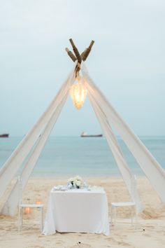 Intimate elopement: http://www.stylemepretty.com/destination-weddings/2015/07/28/intimate-beachfront-gay-wedding-in-phuket-thailand/ | Photography: Mildly the Film - http://www.mildlythefilm.com/