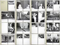 Calin Kruse - You scared the shit out of me, so I'm leaving  #binding #books #photography #photobooks