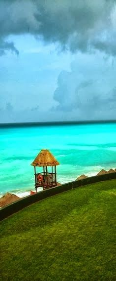 Cancun Shoreline Wallpaper Mexico World Wallpapers) – Art Wallpapers Vacation Places, Dream Vacations, Vacation Spots, Places To Travel, Great Places, Places To See, Places Around The World, Around The Worlds, Trinidad E Tobago
