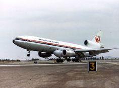 October 25, 1951: Japan Airlines flies its first flights, using three Northwest Airlines Martin 2-0-2 aircraft, flown by Northwest crews.