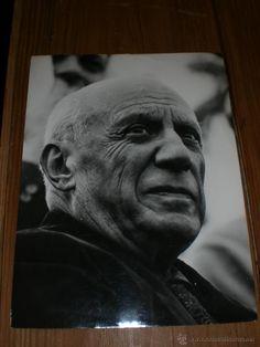 Foto de Pablo Picasso original en todocoleccion.