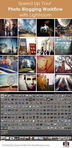 6 Tips for a More Efficient Photography Workflow with Lightroom
