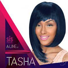 Zury Sis Synthetic Hair Wig - A LINE H TASHA [10549]