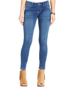 Celebrity Pink Jeans Juniors' C-Flex Skinny Jeans - Juniors Jeans - Macy's
