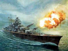 Battleship Bismark