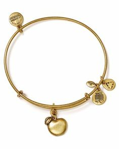 Alex and Ani Abundance Apple Bangle  Bloomingdale's