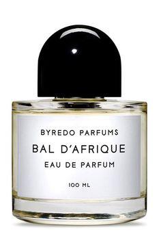 Something Navy recommends: Bal d'Afrique Eau de Parfum  by BYREDO
