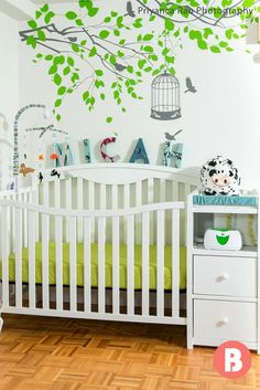 8 Tips For Decorating A Hip Nursery On Budget