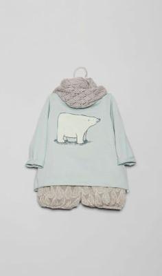 Conjuntos para bebé en la Tienda Online Nícoli Nicoli L1602029-bb Bebe