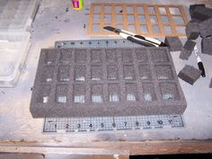 Foam Trays - All Cut Out