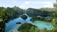 Misool Rajaampat Papua Indonesia