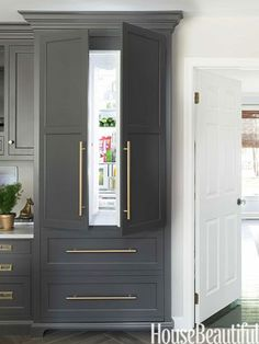 #Kitchen of the Month Refrigerator