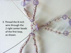 Wire Loop Cross: step 3