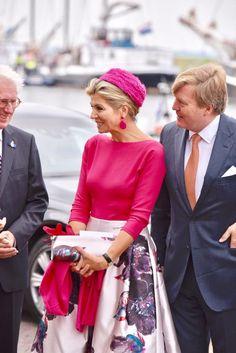 Koning en Koningin bezoeken Noordoost Flevoland | ModekoninginMaxima.nl
