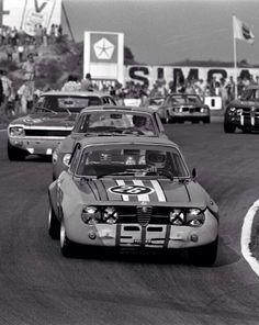 Alfa Romeo Toine Hezemans Zandvoort