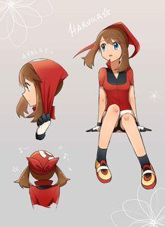 Kalos Pokemon, Pokemon Waifu, Sexy Pokemon, Pokemon Fan Art, Sapphire Pokemon, Pokemon Emerald, Nintendo Pokemon, Pokemon Comics, Pokemon Trainer Costume
