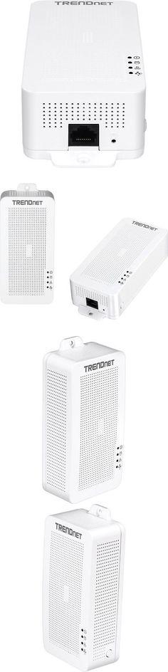 Tp Link Tl Pa4010kit 500mbps Av500 Nano Powerline Adapter Starter