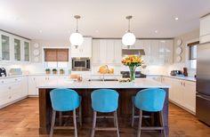 Massive kitchen reno, Leave It To Bryan. Ikea cabinets and custom island. %kitchen #litb #leaveittobryan