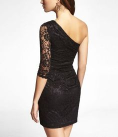 Express- One sleeve lace