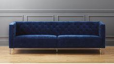 savile mariner sofa | CB2