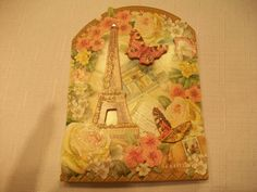 3D Victorian Note Cards  set of 6 by TheEiffelTeaRoom on Etsy, $8.00