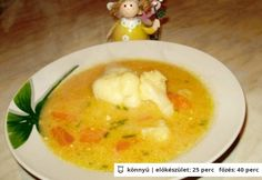 Habart karfiolleves Boszi konyhájából Thai Red Curry, Easy Meals, Ethnic Recipes, Simple Recipes, Food, Meal, Easy Recipes, Eten, Quick Easy Meals