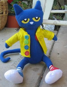 Pete the Cat's Favorite Yellow Shirt with Its 4 Groovy Buttons