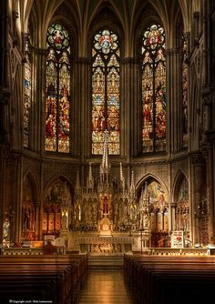 St. Augustine & St. John Church, Dublin, Ireland