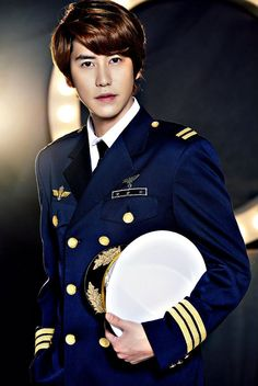 Kyuhyun from Super Junior