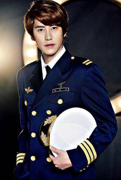 Kyuhyun from Super Junior