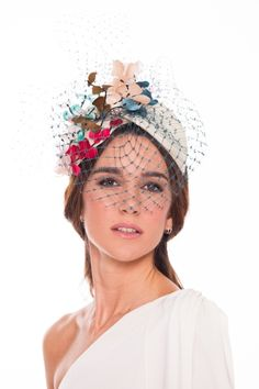 Wedding Hats, Headpiece Wedding, Bridal Headpieces, Fascinators, Flapper Headpiece, Turbans, Derby Outfits, Flower Headdress, Fascinator Headband
