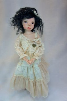 Beautiful BJD doll http://www.bergemanndolls.com by Bo Bergemann, via Flickr