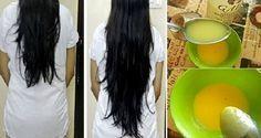 – 1 jaune d'œuf  – 1 cuillère à soupe d'huile de ricin  – 1 cuillère à soupe d'acide malique (acide de fruits) – 2 cuillères à soupe de shampoing (que vous utilisez habituellement)