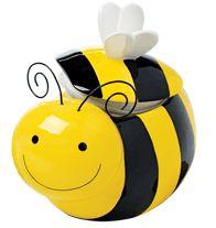 Busy Little Bee Treat Jar