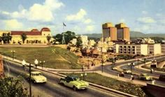 El Silencio año 1957 Caracas