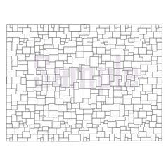 Blocks 1 Adult Coloring Page by SueAtHCS on Etsy
