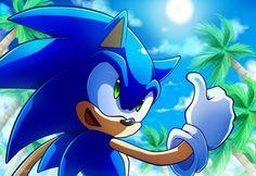 Afbeeldingsresultaat voor sonic the hedgehog fan art new