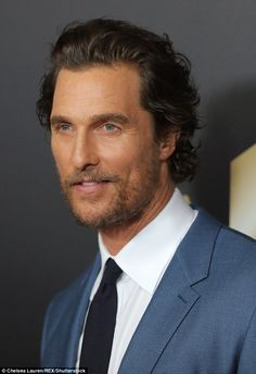 Matthew McConaughey has an emotional reunion with his 'Aussie dad'
